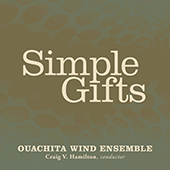 Simple Gifts Album Art