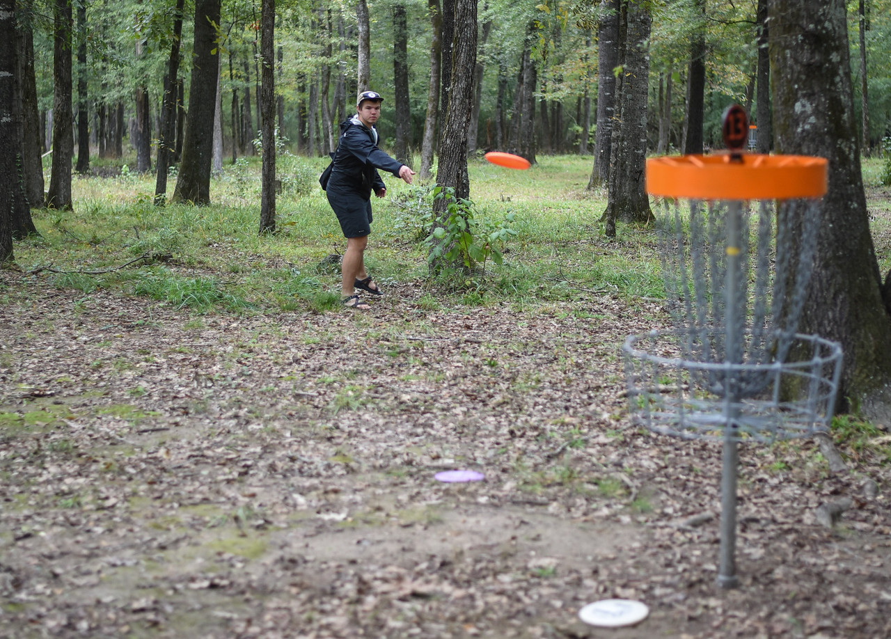 Outdoor Rec disc golf