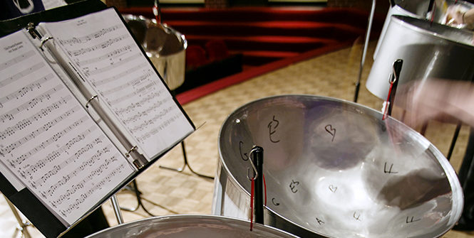 Tiger Steel, Pan Jouvet and Pan Harmony will perform at Ouachita's steel drum concert.