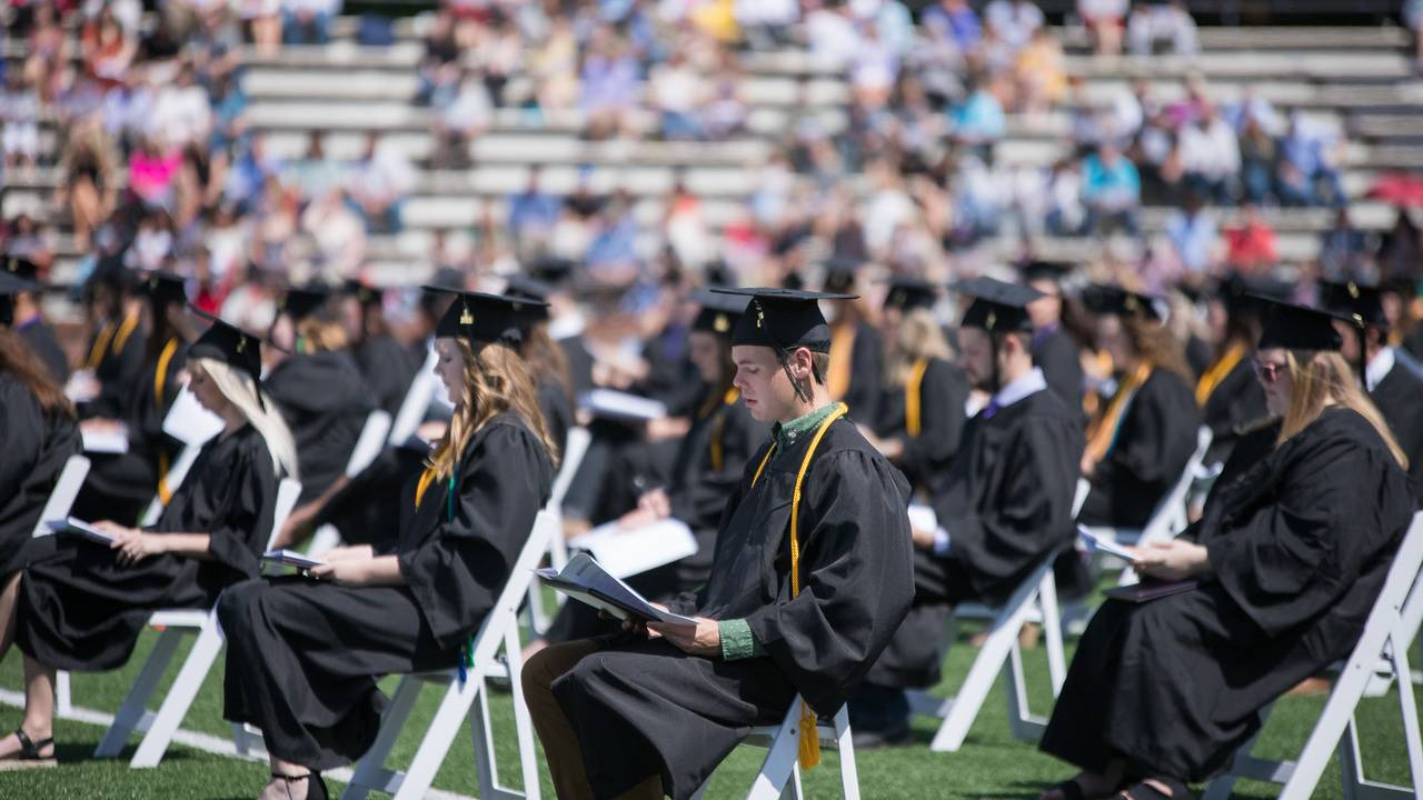 Ouachita's 134th Commencement