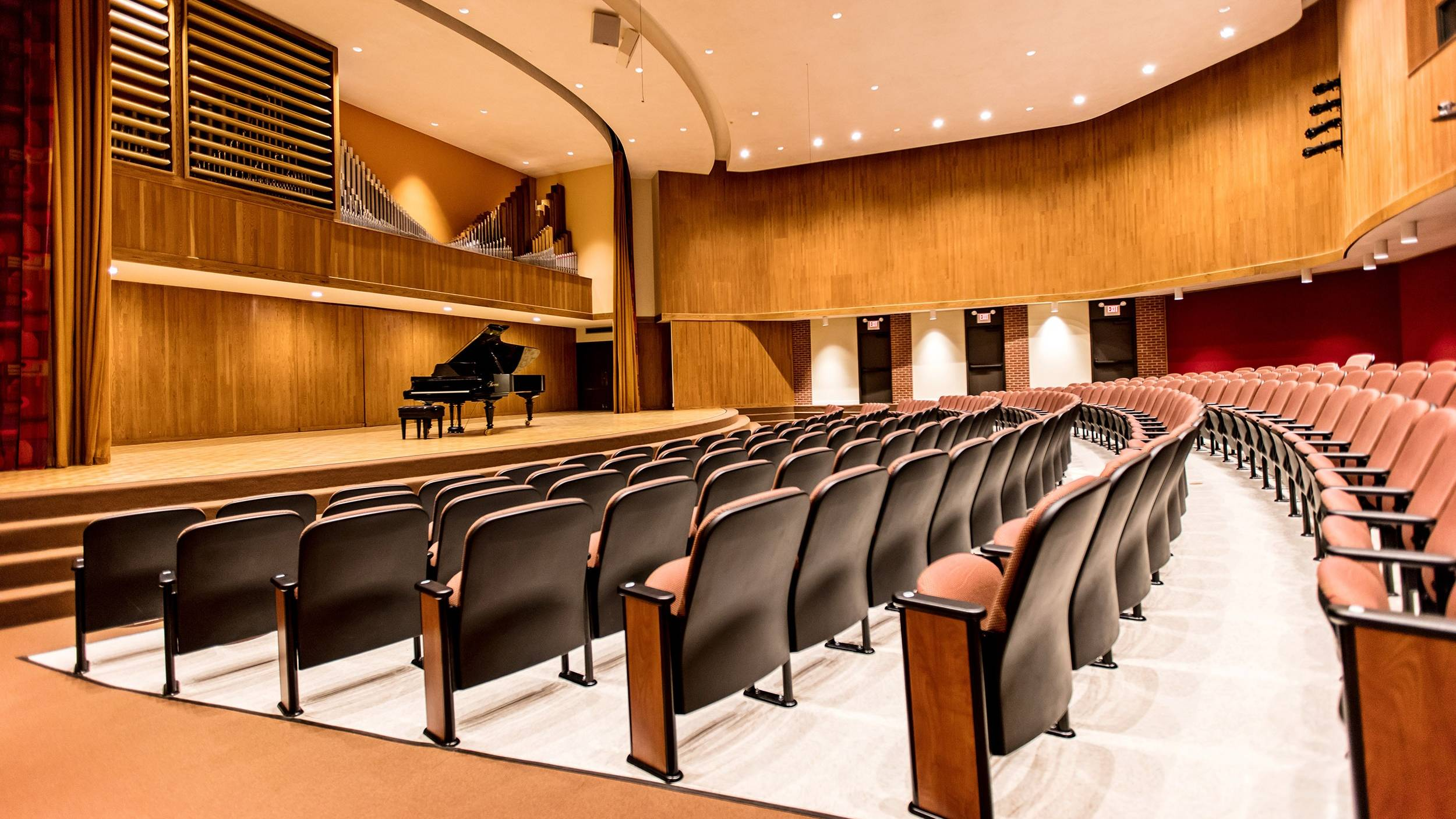 McBeth Recital Hall