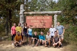 Mount Magazine Pic