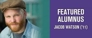Featured Alumnus: Jacob Watson